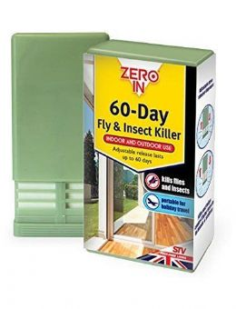 Zero In 60-Day Insect & Best Fly Killer - Insect Repellent FREE P&P UK